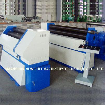 W11F Series Assymetrical 3 Roller bending machine