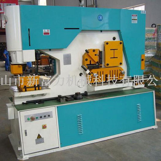 Q35Y series Hydraulic Steel Worker
