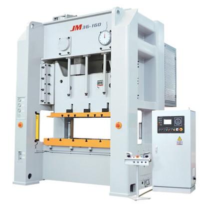 JM36/JMD36 series gantry type double-point press