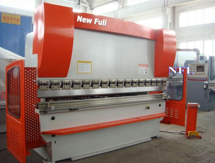 WC67K NC bending machine