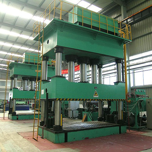 YD32 series four column hydraulic press