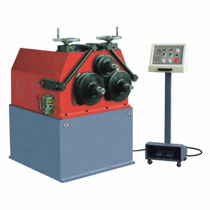 W24S Series Hydraulic Profile bending machine